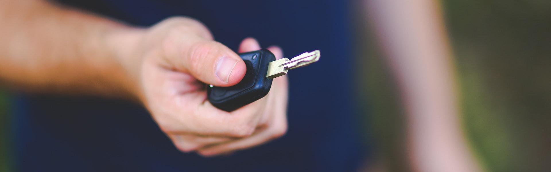 Foto di sfondo per revisione auto